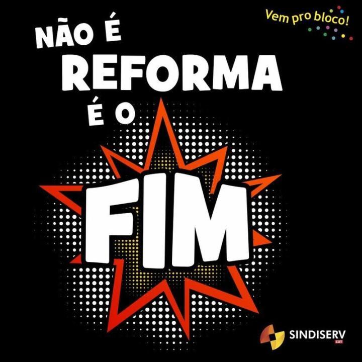 nao-e-reforma-e-o-fim
